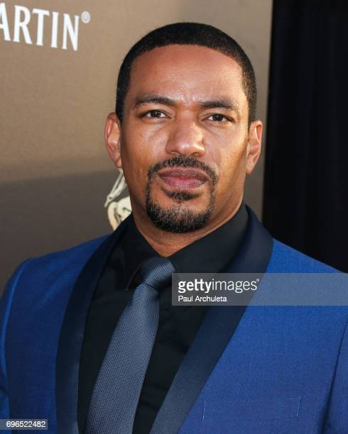 Actor Laz Alonso attends a special evening hosted by Remy Martin at Eric Buterbaugh Los Angeles on June 15 2017 in Los Angeles California