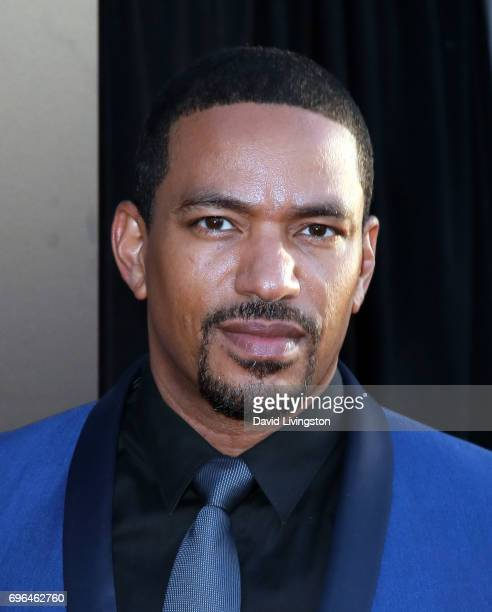 Actor Laz Alonso attends A Special Evening presented by Remy Martin at Eric Buterbaugh Los Angeles on June 15 2017 in Los Angeles California