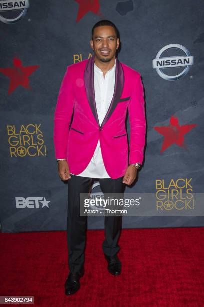 Actor Laz Alonso attends Black Girls Rock at New Jersey Performing Arts Center on August 5 2017 in Newark New Jersey