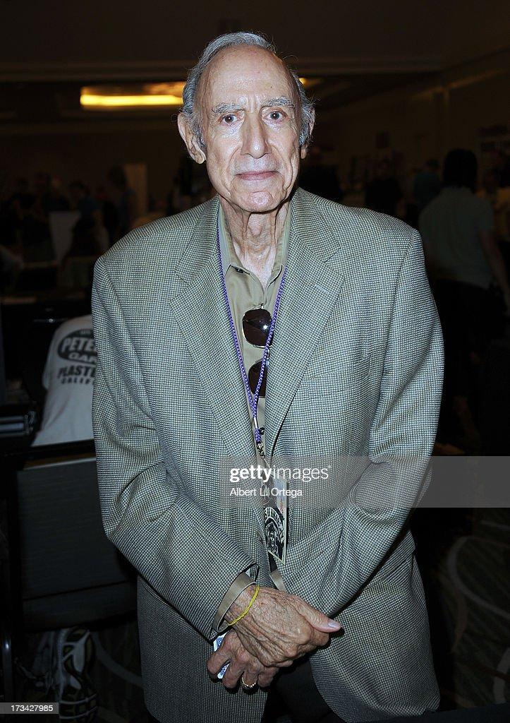 Actor Lee Delano participates in The Hollywood Show held at Westin LAX Hotel on July 13, 2013 in Los Angeles, California.