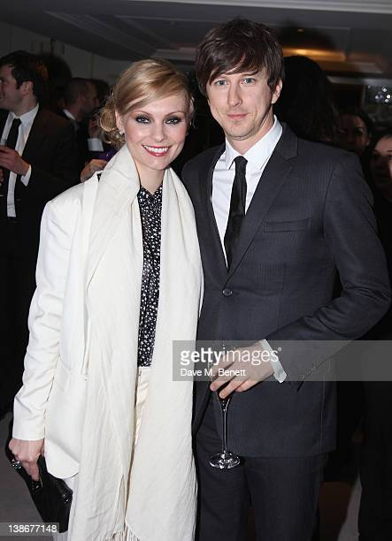 Actor Lee Ingleby attends the Lancome and Emma Watson PreBAFTA party at the 'Roses By' exhibition at The Savoy Hotel on February 10 2012 in London...