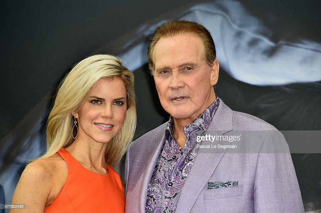 Actor <a gi-track='captionPersonalityLinkClicked' href=/galleries/search?phrase=Lee+Majors&family=editorial&specificpeople=730151 ng-click='$event.stopPropagation()'>Lee Majors</a> from the TV series ?The Six Million Dollar Man? (R) and wife <a gi-track='captionPersonalityLinkClicked' href=/galleries/search?phrase=Faith+Majors&family=editorial&specificpeople=730167 ng-click='$event.stopPropagation()'>Faith Majors</a> attend the 55th Monte Carlo TV Festival : Day 4 on June 16, 2015 in Monte-Carlo, Monaco.