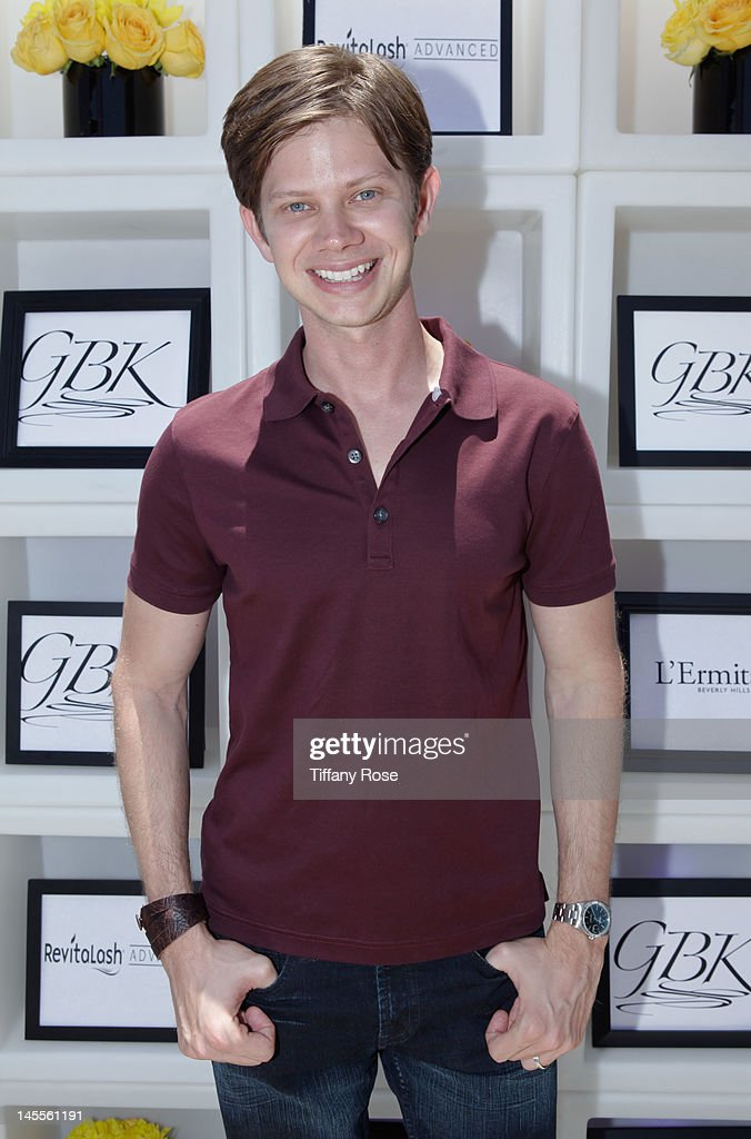 Actor Lee Norris attends GBK Gift Lounge In Honor of The MTV Movie Award Nominees And Presenters - Day 1 at L'Ermitage Beverly Hills Hotel on June 1, 2012 in Beverly Hills, California.