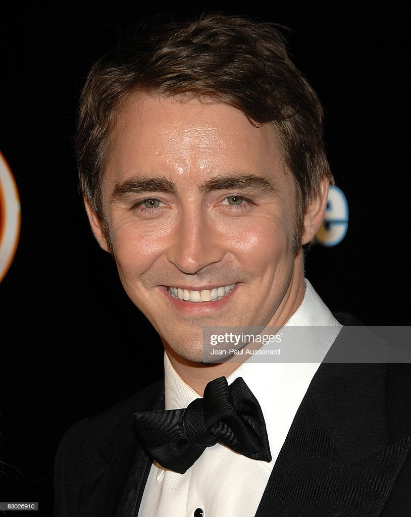Actor Lee Pace arrives at the Entertainement Tonight Emmy party held at the Walt Disney Concert Hall on September 21, 2008 in Los Angeles, California.