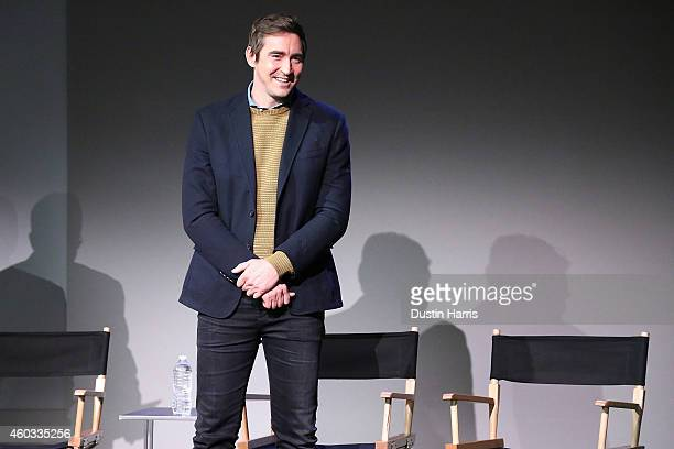 Actor Lee Pace attends The Apple Store Soho Presents Meet The Actors 'The Hobbit The Battle of the Five Armies' at Apple Store Soho on December 11...