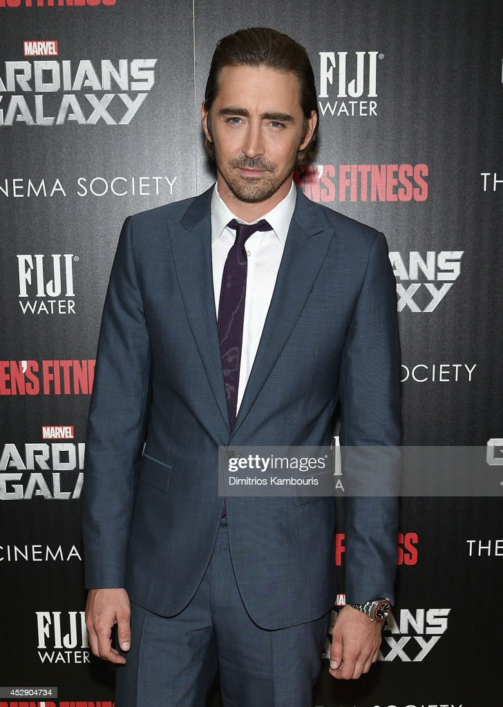 Actor <a gi-track='captionPersonalityLinkClicked' href=/galleries/search?phrase=Lee+Pace&family=editorial&specificpeople=228993 ng-click='$event.stopPropagation()'>Lee Pace</a> attends The Cinema Society with Men's Fitness and FIJI Water special screening of Marvel's 'Guardians of the Galaxy' at Crosby Street Hotel on July 29, 2014 in New York City.