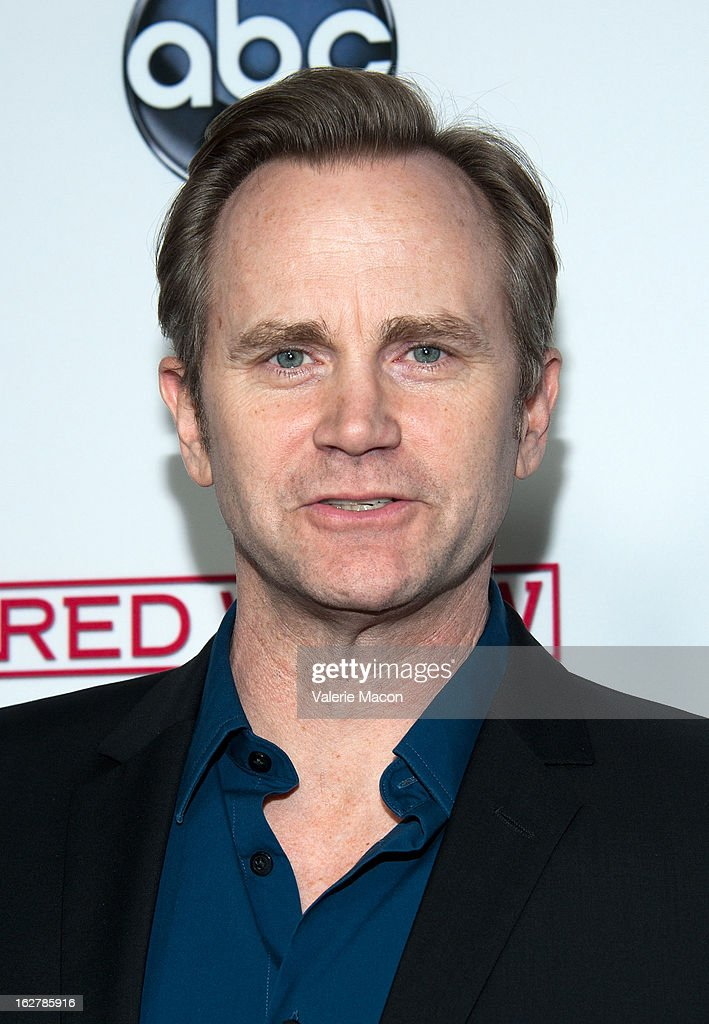 Actor <a gi-track='captionPersonalityLinkClicked' href=/galleries/search?phrase=Lee+Tergesen&family=editorial&specificpeople=2695983 ng-click='$event.stopPropagation()'>Lee Tergesen</a> attends ABC's 'Red Widow' Red Carpet Event at Romanov Restaurant Lounge on February 26, 2013 in Studio City, California.