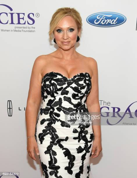 Actor LeighAllyn Baker attends the 42nd Annual Gracie Awards at the Beverly Wilshire Hotel on June 6 2017 in Beverly Hills California