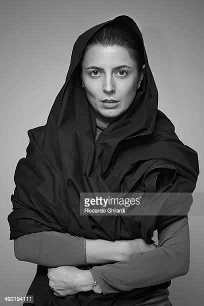 Actor Leila Hatami is photographed on November 14 2012 in Rome Italy