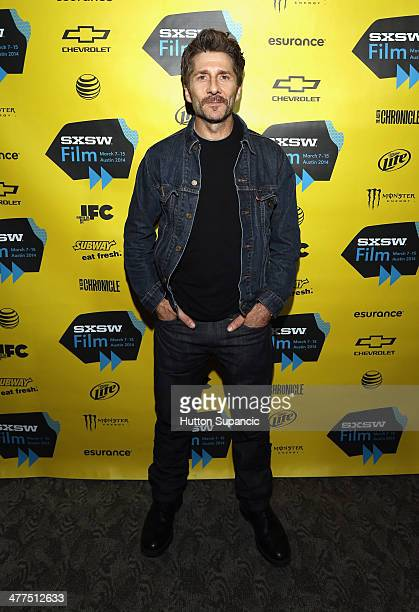 Actor Leland Orser attends the 'Faults' Photo Op and QA during the 2014 SXSW Music Film Interactive Festival at Stateside Theater on March 9 2014 in...