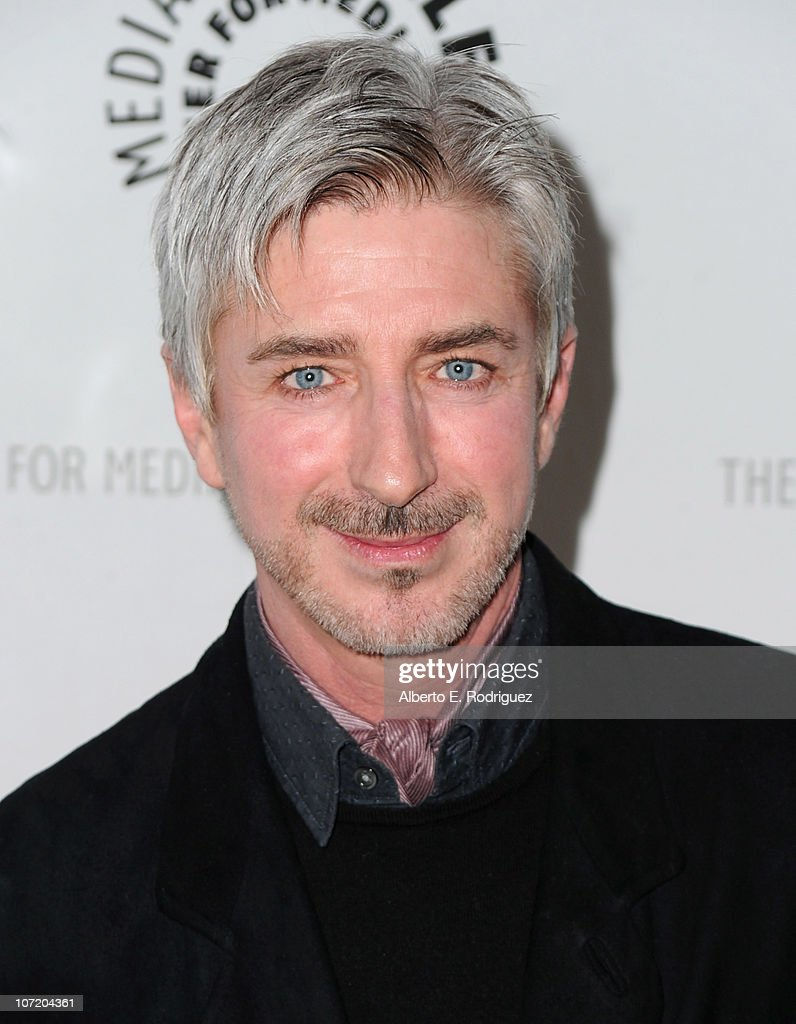 Actor Lenny von Dohen arrives to The Paley Center For Media's presentation of a 'Psych' And 'Twin Peaks' Reunion on November 29, 2010 in Beverly Hills, California.