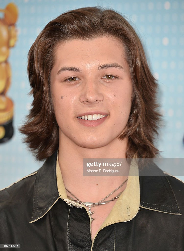 Actor Leo Howard arrives to the 2013 Radio Disney Music Awards at Nokia Theatre L.A. Live on April 27, 2013 in Los Angeles, California.