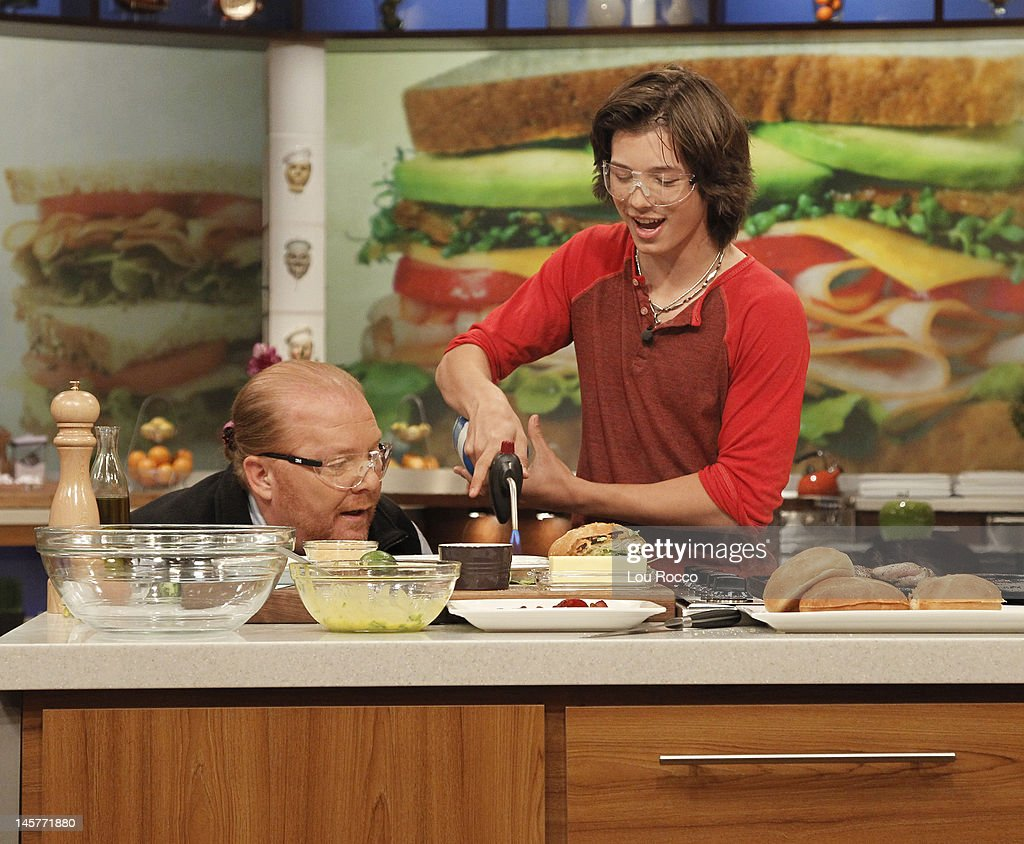 THE CHEW - (6.4.12) - Actor Leo Howard visits 'The Chew.' 'The Chew' airs MONDAY - FRIDAY (1-2pm, ET) on the ABC Television Network. HOWARD