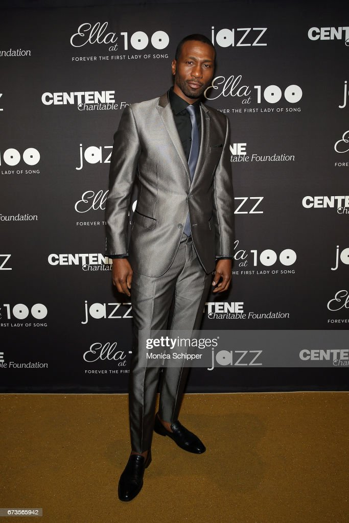 Actor Leon Robinson attends the 2017 Jazz At Lincoln Center Gala: Ella At 100: Forever The First Lady of Song at Frederick P. Rose Hall, Jazz at Lincoln Center on April 26, 2017 in New York City.