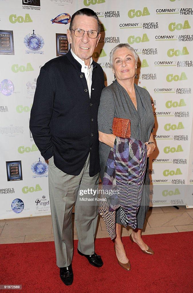 Company Of Angel's 50th Anniversary Gala Honoring Leonard Nimoy