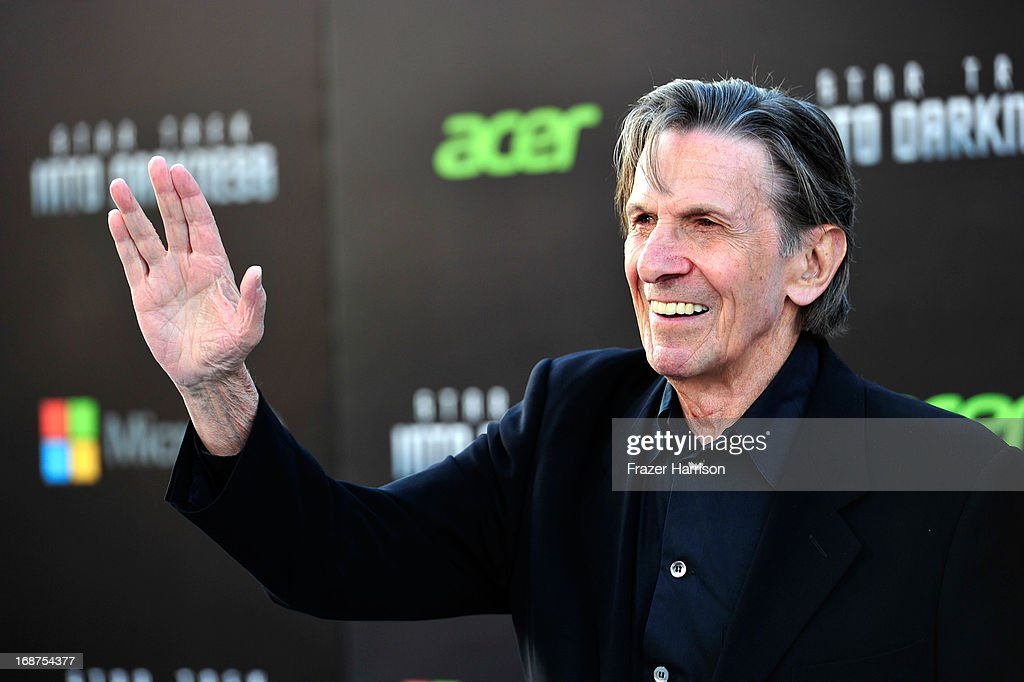 "Premiere Of Paramount Pictures' ""Star Trek Into Darkness"" - Arrivals"