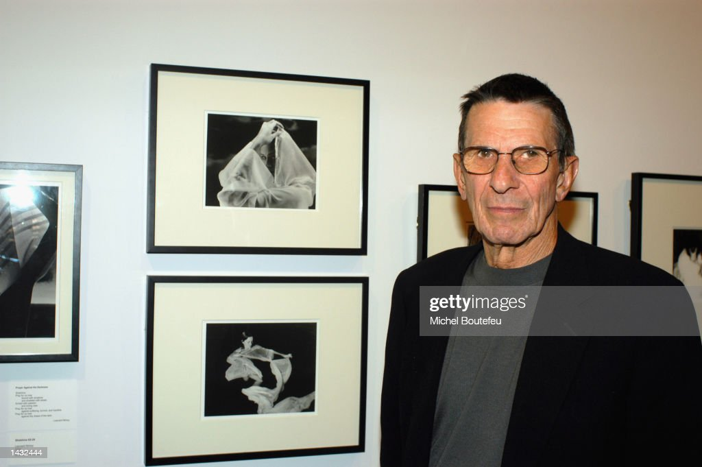 Image result for leonard nimoy photography