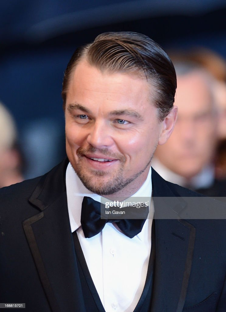 Actor Leonardo DiCaprio attends Electrolux at Opening Night of The 66th Annual Cannes Film Festival at the Theatre Lumiere on May 15, 2013 in Cannes, France.