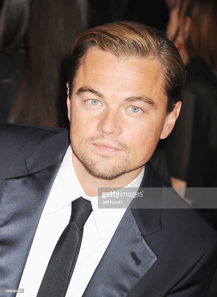 Actor <a gi-track='captionPersonalityLinkClicked' href=/galleries/search?phrase=Leonardo+DiCaprio&family=editorial&specificpeople=201635 ng-click='$event.stopPropagation()'>Leonardo DiCaprio</a> attends the 17th Annual Critics' Choice Movie Awards held at The Hollywood Palladium on January 12, 2012 in Los Angeles, California.