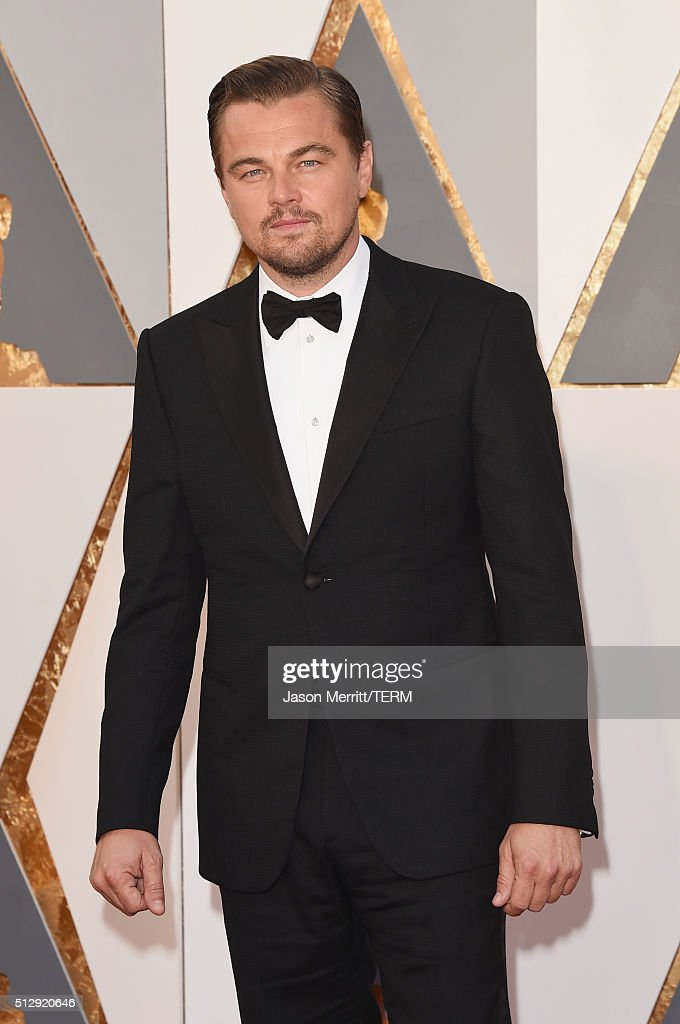 Actor <a gi-track='captionPersonalityLinkClicked' href=/galleries/search?phrase=Leonardo+DiCaprio&family=editorial&specificpeople=201635 ng-click='$event.stopPropagation()'>Leonardo DiCaprio</a> attends the 88th Annual Academy Awards at Hollywood & Highland Center on February 28, 2016 in Hollywood, California.