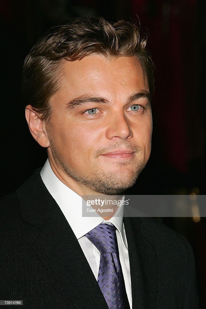 Actor Leonardo DiCaprio attends the Warner Bros. Pictures premiere of 'The Departed' at the Ziegfeld Theatre September 26, 2006 in New York City.