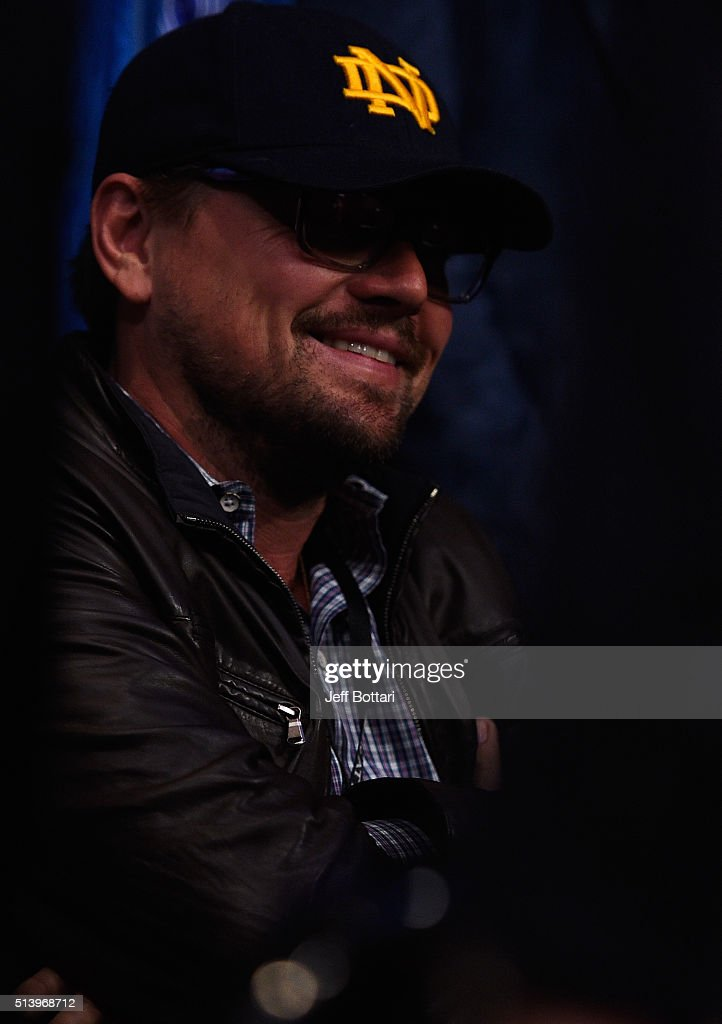 Candids (2016) Actor-leonardo-dicaprio-in-attendance-during-the-ufc-196-event-inside-picture-id513968712