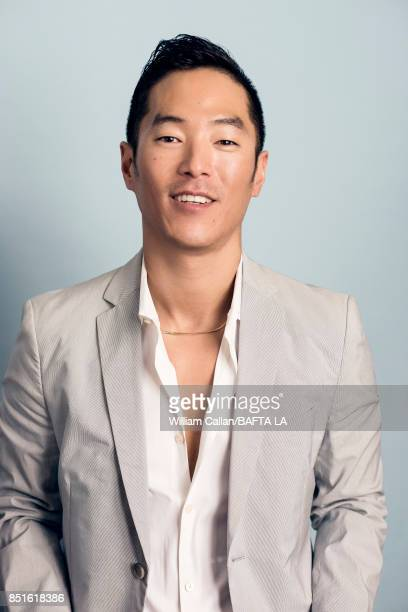 Actor Leonardo Nam from HBO's 'Westworld' poses for a portrait BBC America BAFTA Los Angeles TV Tea Party 2017 at the The Beverly Hilton Hotel on...