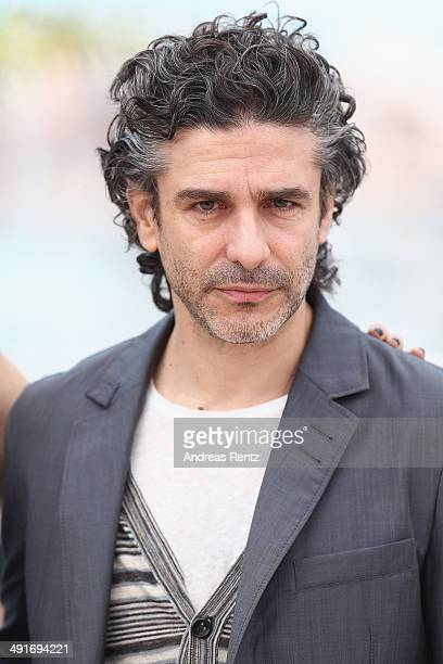 Actor Leonardo Sbaraglia attends the 'Relatos Salvajes' photocall during the 67th Annual Cannes Film Festival on May 17 2014 in Cannes France