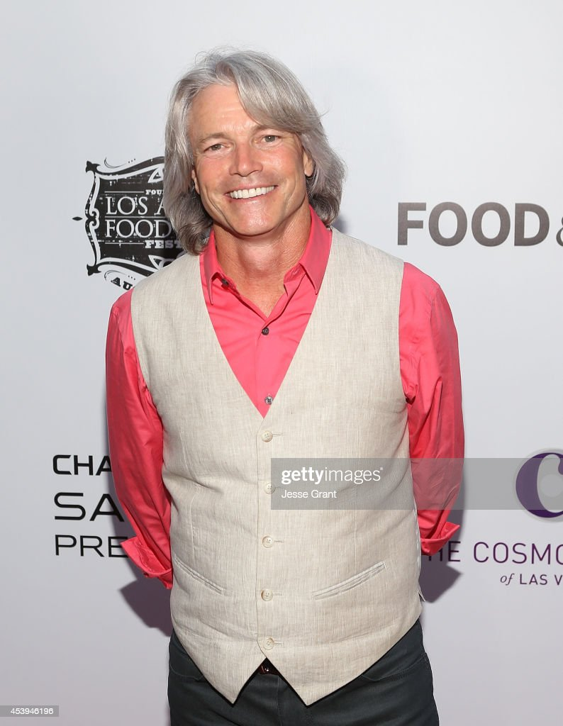 Actor Leslie Gilliams attends Ultimate Bites of L.A. Presented by Chase Sapphire Preferred, Hosted by Chef Graham Elliot & Fabio Viviani on August 21, 2014 in Los Angeles, California.