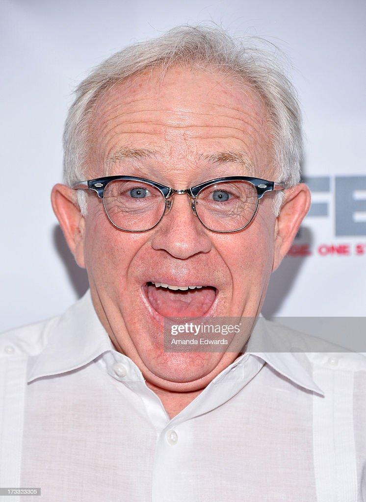 Actor Leslie Jordan arrives at the 2013 Outfest Opening Night Gala of C.O.G. at The Orpheum Theatre on July 11, 2013 in Los Angeles, California.