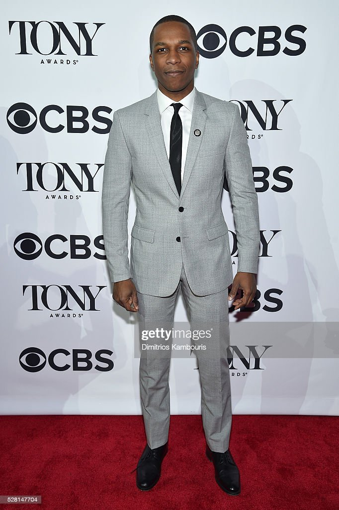 Actor Leslie Odom Jr. attends the 2016 Tony Awards Meet The Nominees Press Reception on May 4, 2016 in New York City.