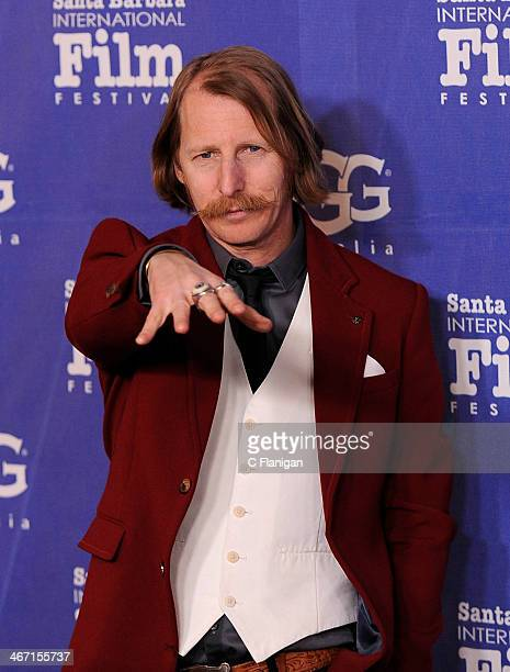 Actor Lew Temple attends the 29th Santa Barbara International Film Festival Montecito Award to Oprah Winfrey at the Arlington Theatre on February 5...