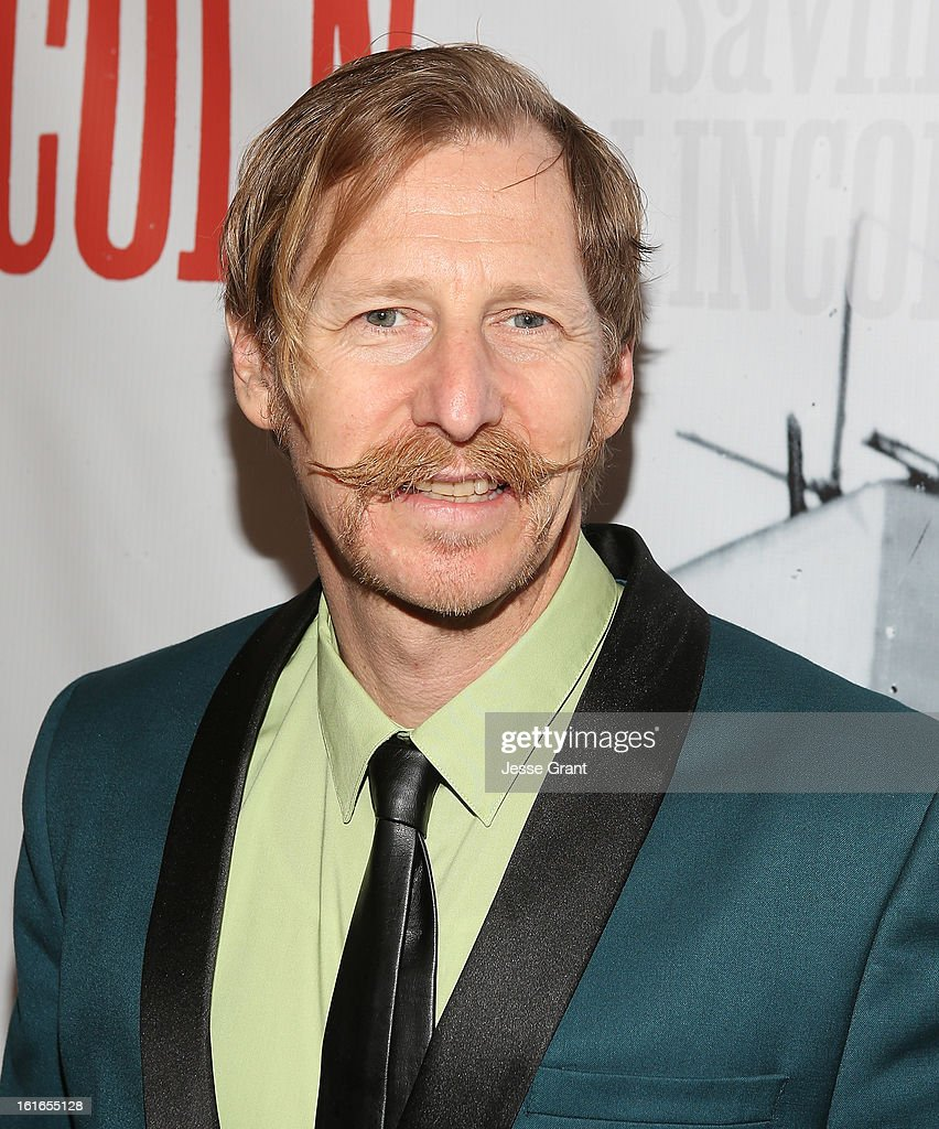 Actor Lew Temple attends the Pictures From The Fringe World Premiere of 'Saving Lincoln' at The Alex Theatre on February 13, 2013 in Glendale, California.