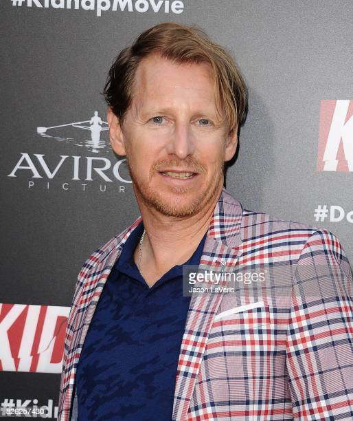 Actor Lew Temple attends the premiere of 'Kidnap' at ArcLight Hollywood on July 31 2017 in Hollywood California