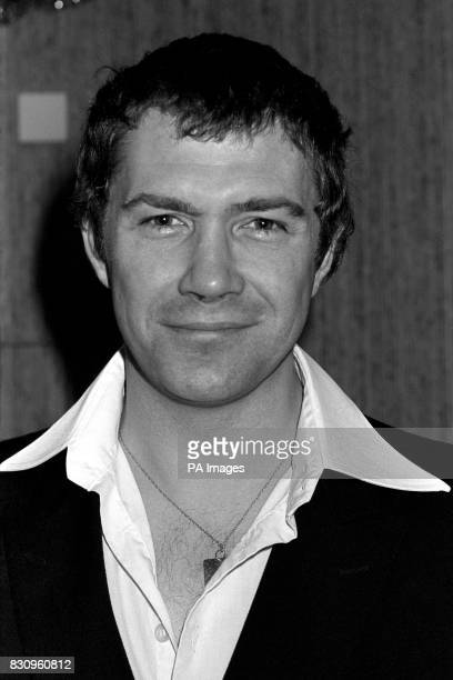 Actor Lewis Collins costar of the TV series 'the Professionals' in which he plays tough CI5 cop Bodie Born in Birkenhead in 1946 he started as a...