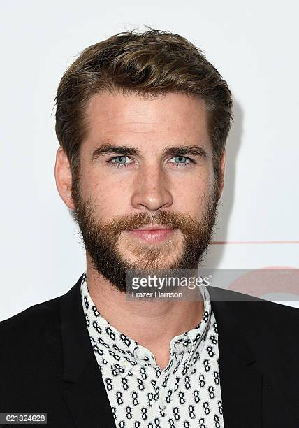 Actor Liam Hemsworth arrives at the 10th Annual GO Campaign Gala at Manuela on November 5 2016 in Los Angeles California