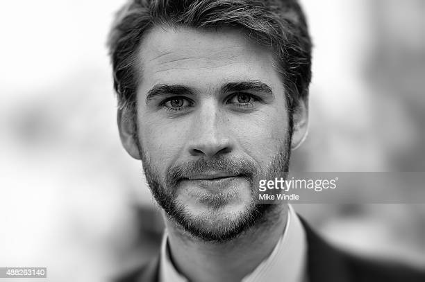 Actor Liam Hemsworth attends 'The Dressmaker' premiere during the 2015 Toronto International Film Festival at Roy Thomson Hall on September 14 2015...