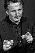 Actor Liam Neeson attends 'Una Noche Para Sobrevivir' premiere at the Kinepolis cinema on March 24 2015 in Madrid Spain