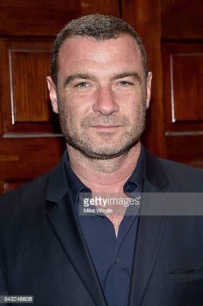 Actor Liev Schreiber attends a viewing party for Showtime's 'Ray Donovan' at O'Brien's Irish Pub on June 26 2016 in Santa Monica California