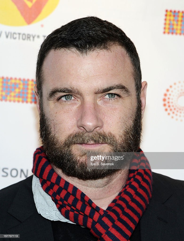 Actor Liev Schreiber attends New 42nd Street Gala at The New Victory Theater on December 5, 2012 in New York City.