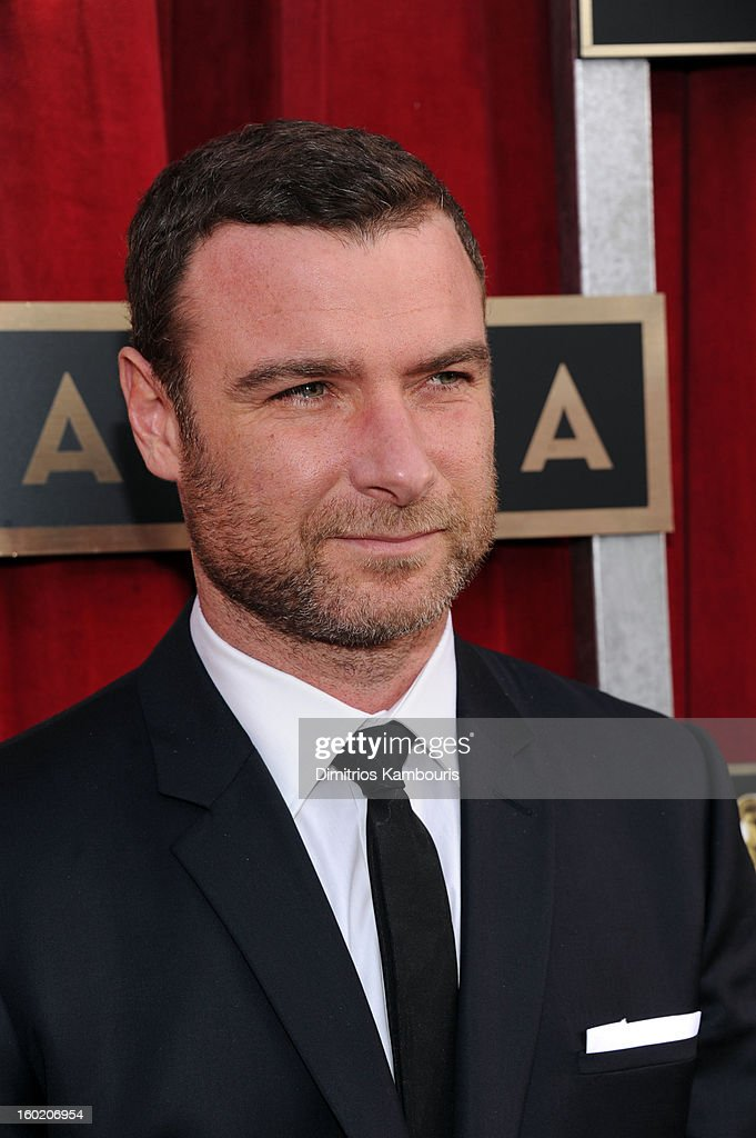 Actor Liev Shreiber attends the 19th Annual Screen Actors Guild Awards at The Shrine Auditorium on January 27, 2013 in Los Angeles, California. (Photo by Dimitrios Kambouris/WireImage) 23116_013_0790.jpg