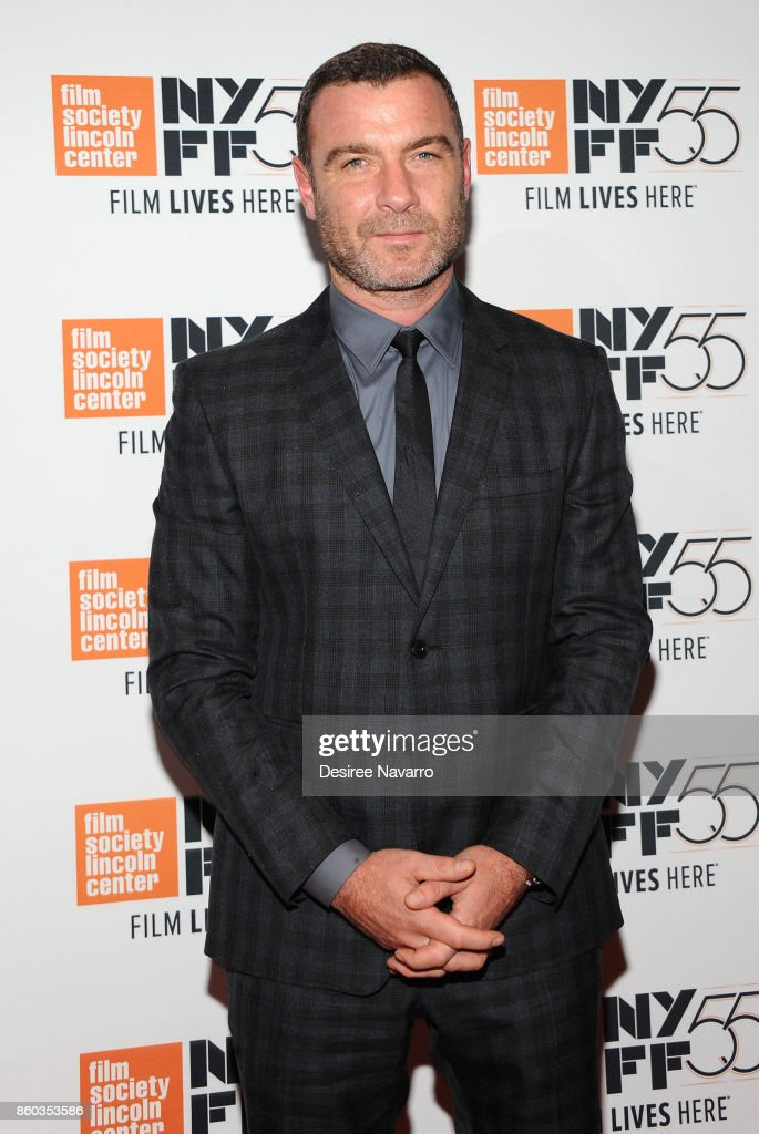 Actor Liev Schreiber attends the 55th New York Film Festival 'Joan Didion: The Center Will Not Hold' at Alice Tully Hall on October 11, 2017 in New York City.