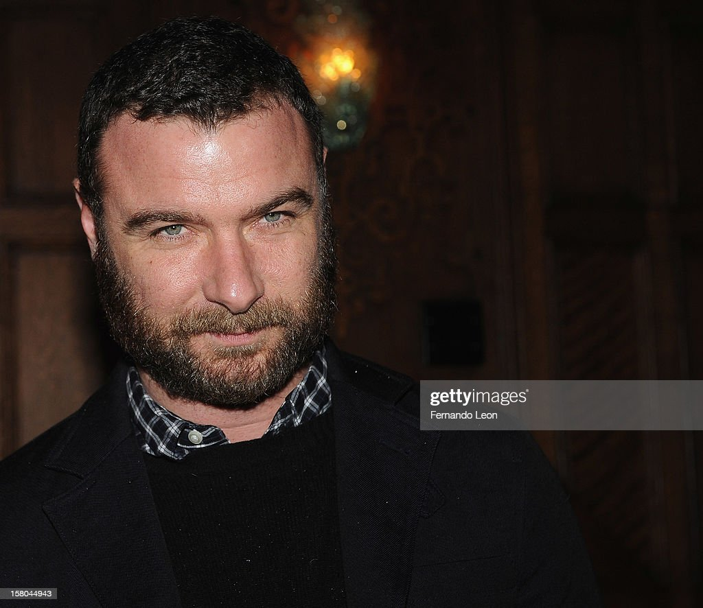 Actor Liev Schreiber attends The Cinema Society With Chrysler & Bally Host The Premiere Of 'Stand Up Guys' After Party at The Plaza Hotel on December 9, 2012 in New York City.