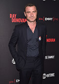 Actor Liev Schreiber attends the For Your Consideration screening and panel for Showtime's 'Ray Donovan' at Paramount Theatre on April 25 2016 in...