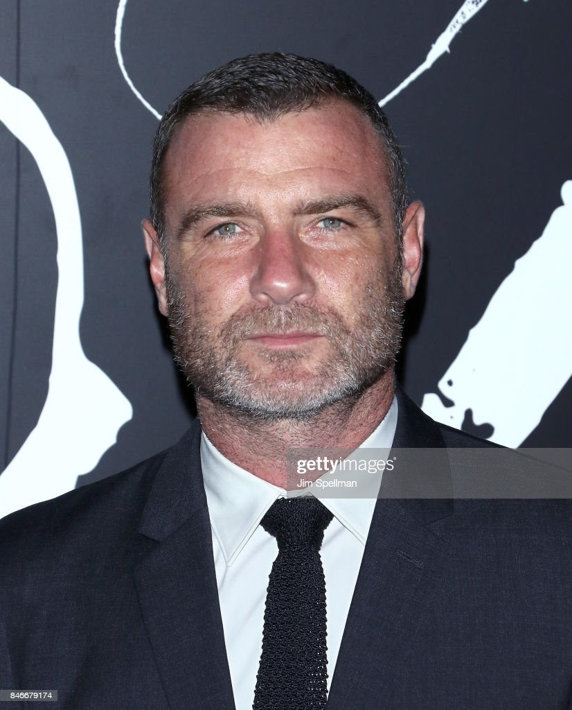 Actor Liev Schreiber attends the 'mother!' New York premiere at Radio City Music Hall on September 13, 2017 in New York City.