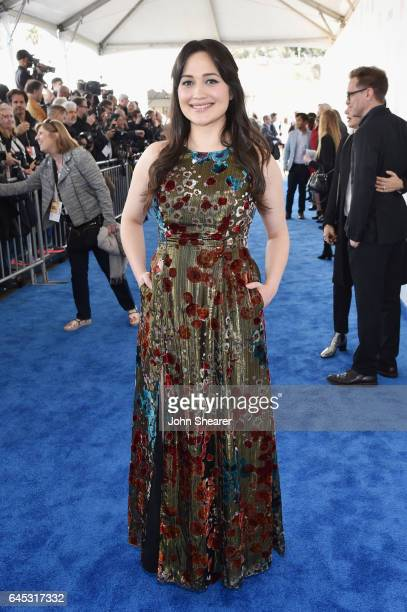 Actor Lily Gladstone attends the 2017 Film Independent Spirit Awards at Santa Monica Pier on February 25 2017 in Santa Monica California