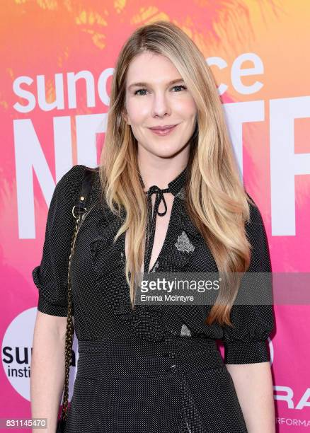 ActorLily Rabe attends 2017 Sundance NEXT FEST at The Theater at The Ace Hotel on August 13 2017 in Los Angeles California