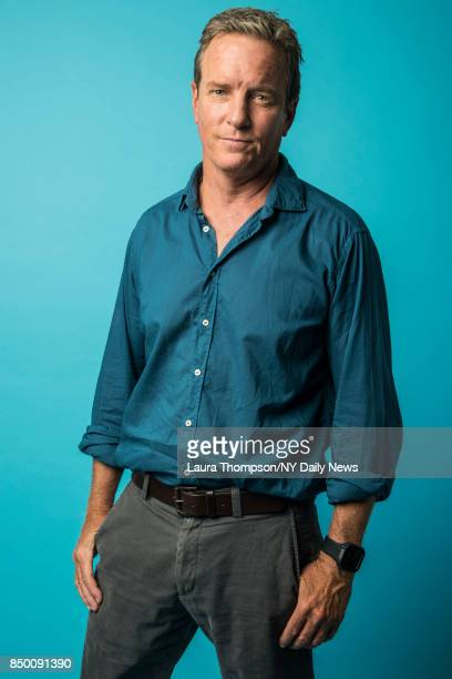 Actor Linden Ashby is photographed for NY Daily News on October 8 2016 at Comic Con in New York City CREDIT MUST READ Laura Thompson/New York Daily...