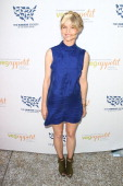 Actor Lindsay Pulsipher The Humane Society of the United States' Veg Appetit at Smogshoppe on June 16 2013 in Los Angeles California