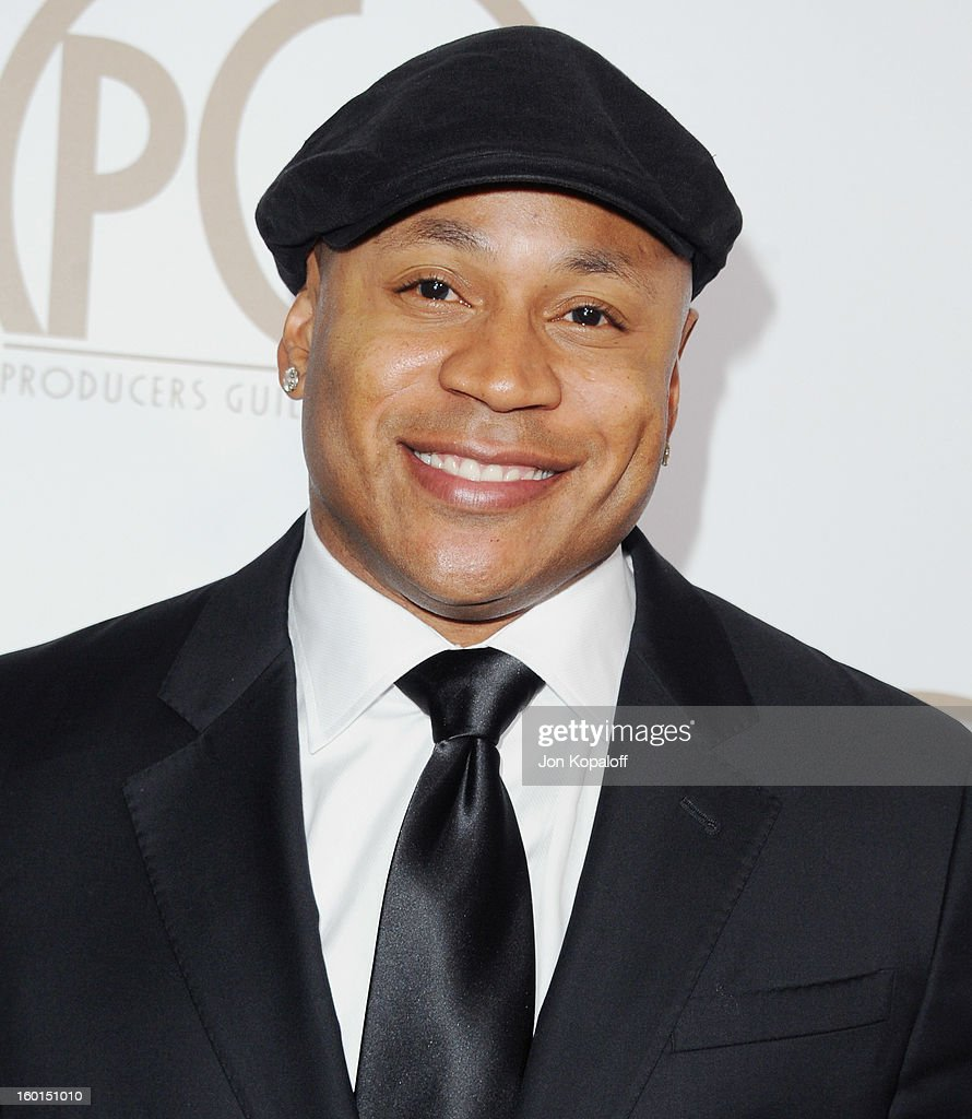 Actor LL Cool J arrives at the 24th Annual Producers Guild Awards at The Beverly Hilton Hotel on January 26, 2013 in Beverly Hills, California.